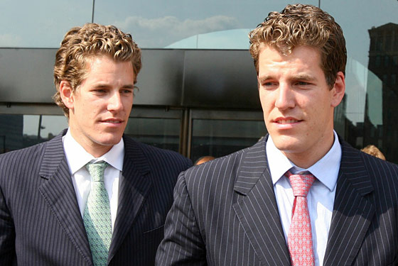 Winklevoss Twins Facebook Settlement