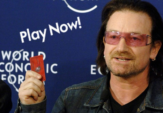 How much money does Bono have?