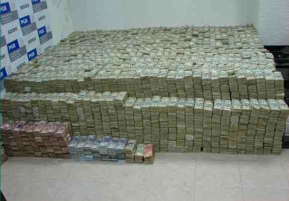 Money Does A Drug Kingpin Make? – Largest Drug Cash Seizure Ever