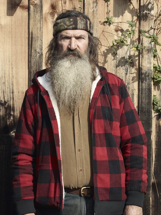 Phil Robertson Duck Commander