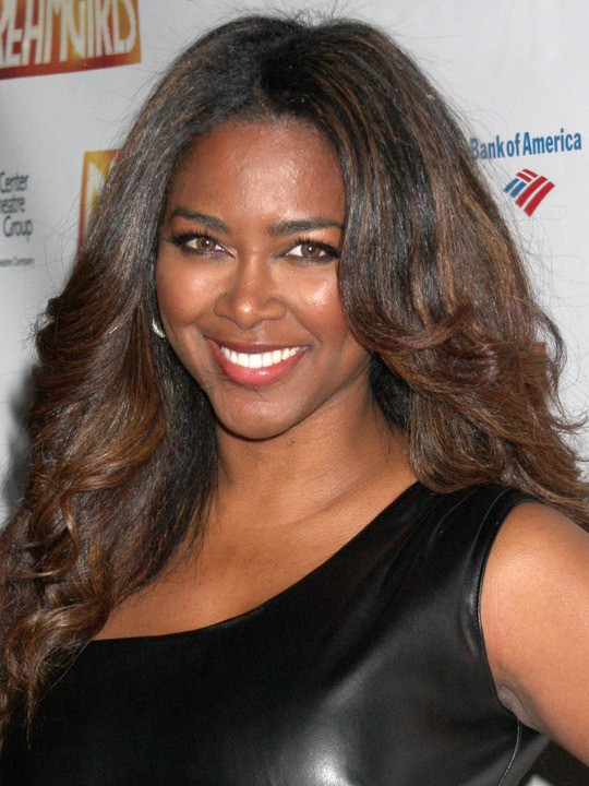 How much is Kenya Moore worth?