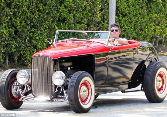 Simon Cowell's 1932 Ford Model B