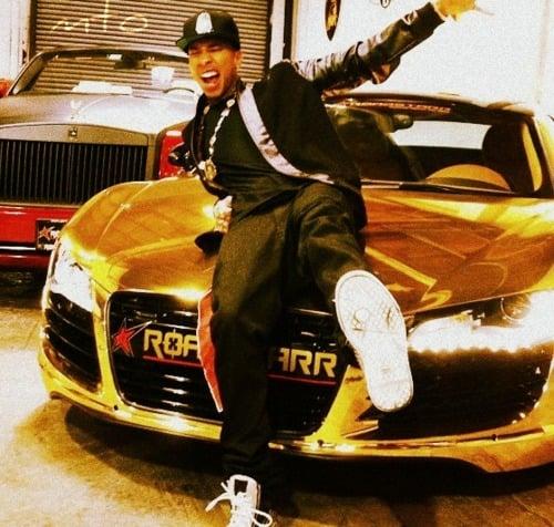 Tyga S Car Celebrity Net Worth