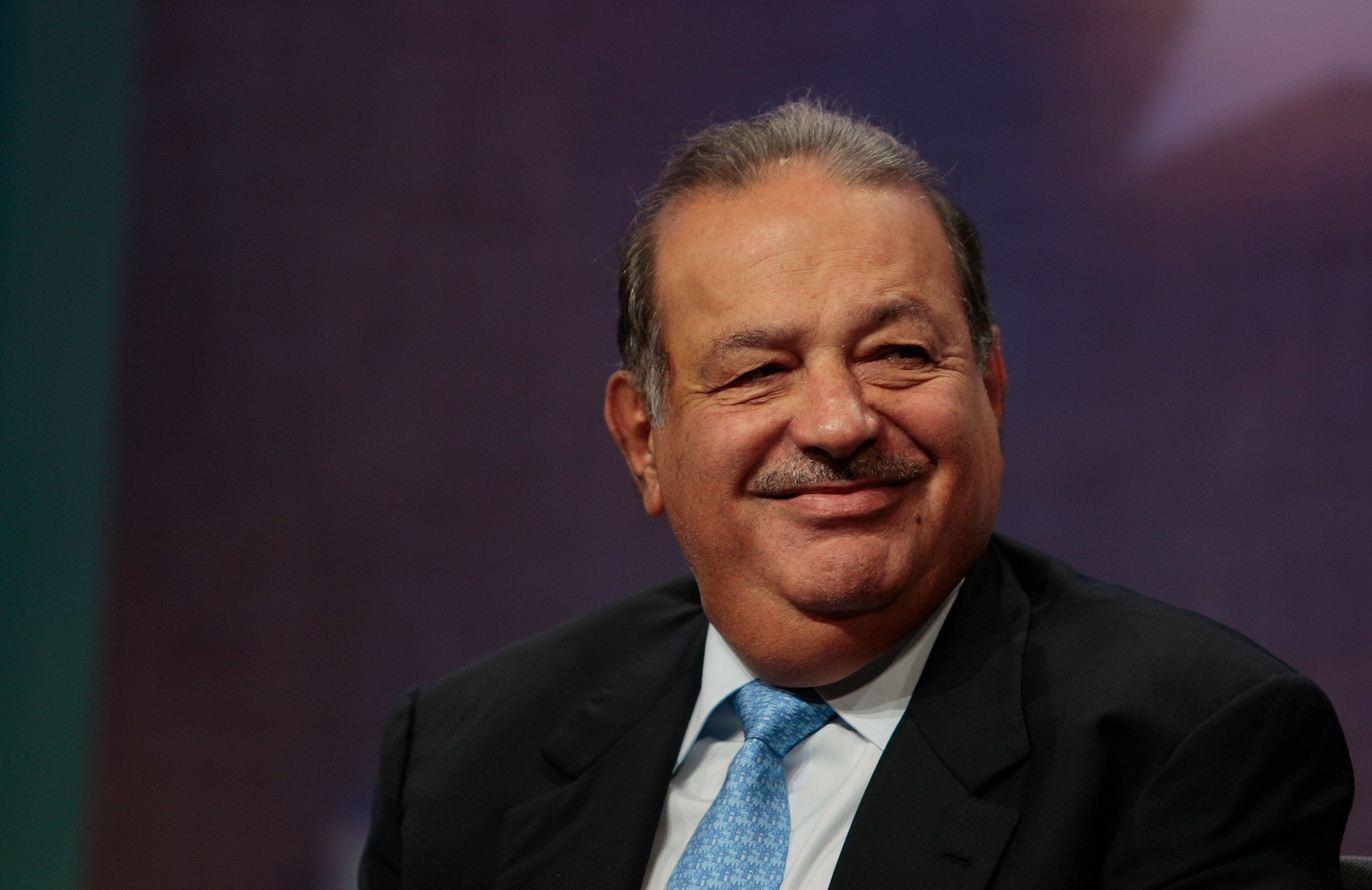 Richest Man in the World - Carlos Slim Helu