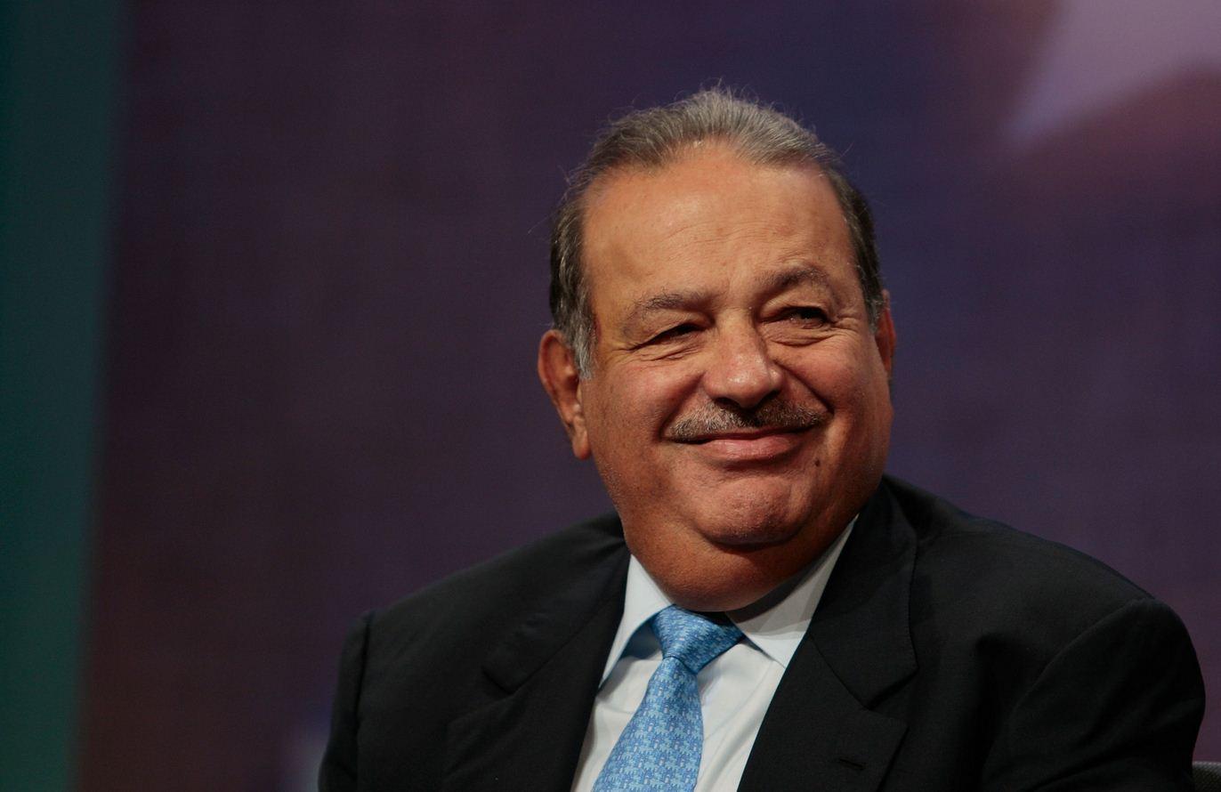 Richest Man in the World - Carlos Slim Helu