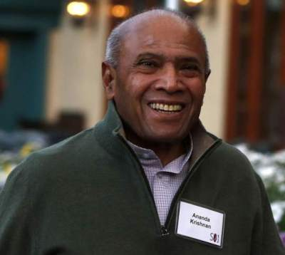 Ananda Krishnan Net Worth