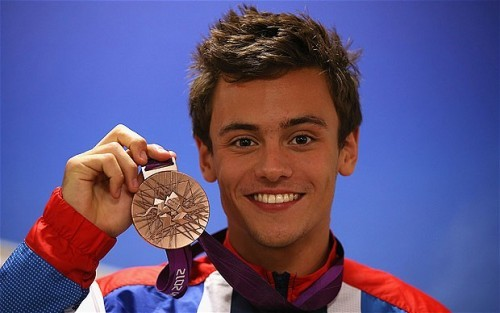 Tom Daley Net Worth