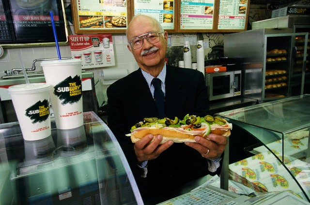 Peter Buck Subway Founder