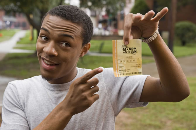 Bow Wow Lottery Ticket