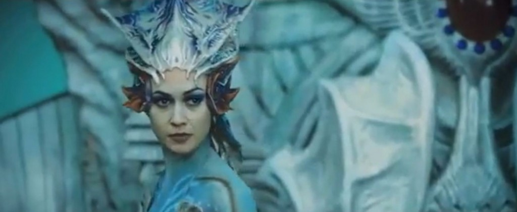 Olga Kurylenko Empires of the Deep
