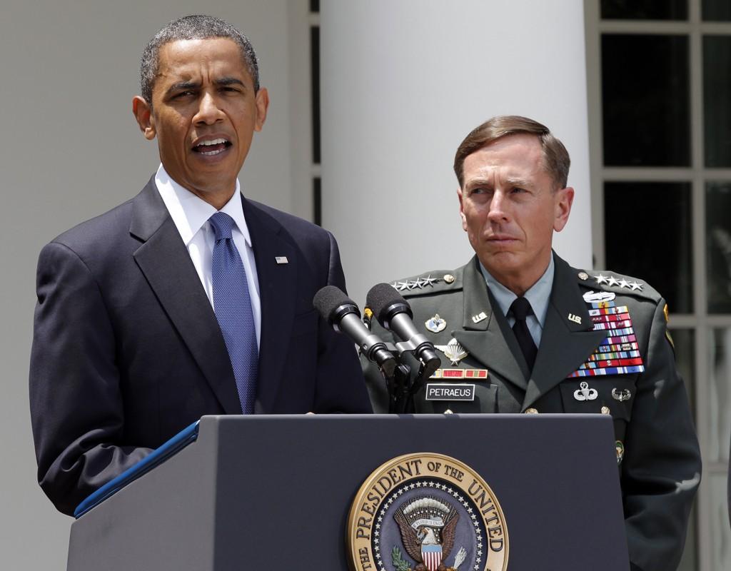 David Petraeus Salary