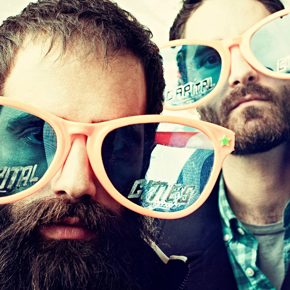 Capital Cities Album Cover