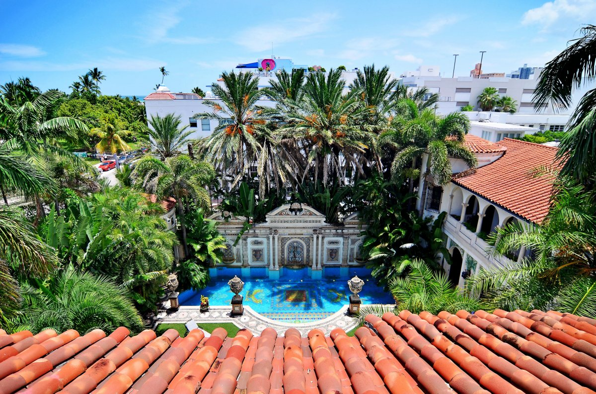 Gianni Versace's Miami Mansion