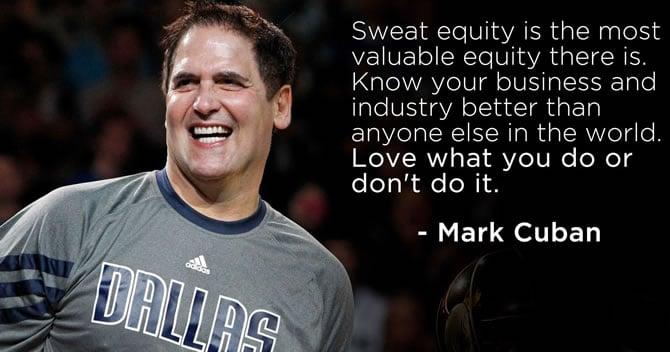 Mark Cuban Life Advice