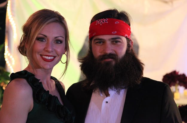 Jessica and Jep Robertson