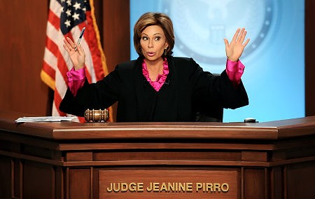 Judge Jeanine Pirro