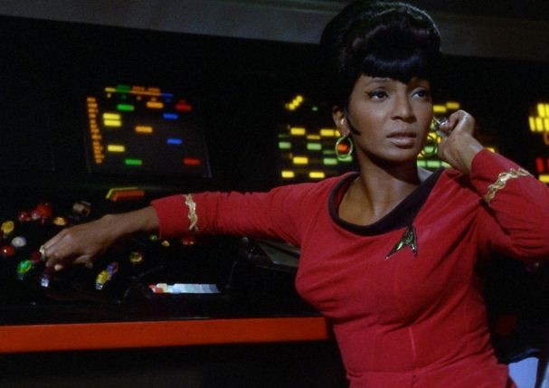 Nichelle Nichols
