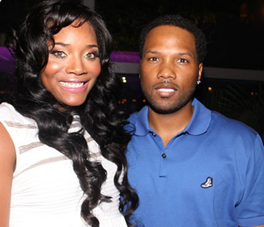 Mandeecees Harris and Yandy Smith