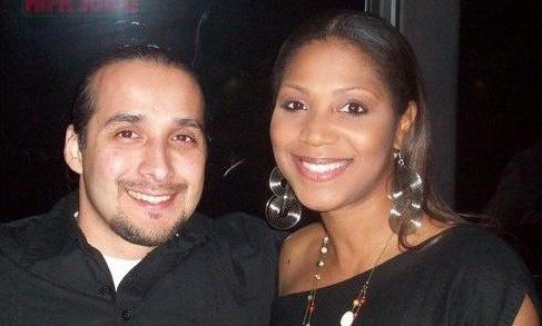 Gabe Solis and Trina Braxton