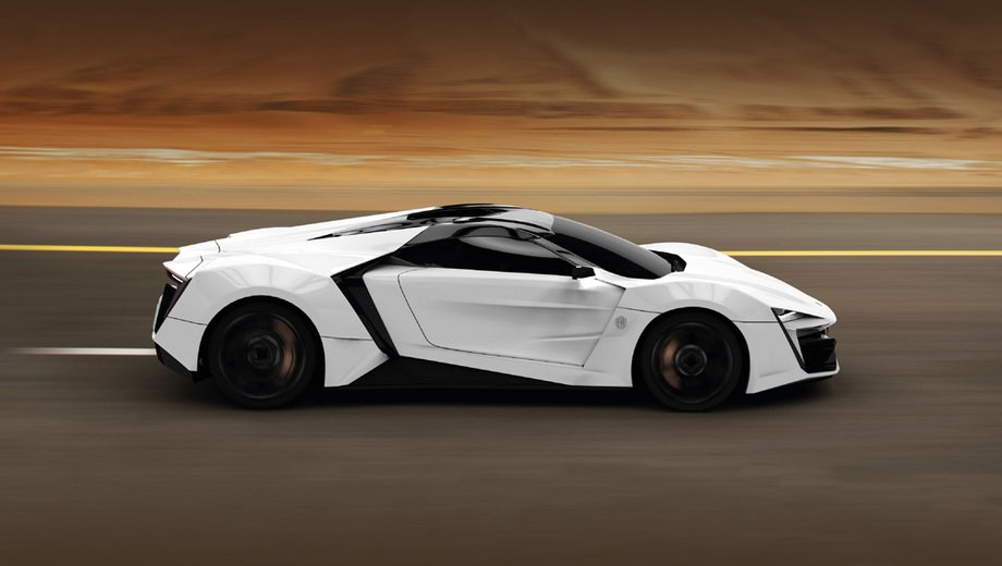 LykanHypersport Price