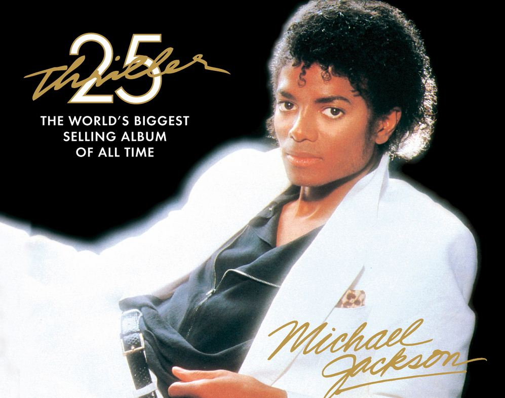 Thriller albums sales
