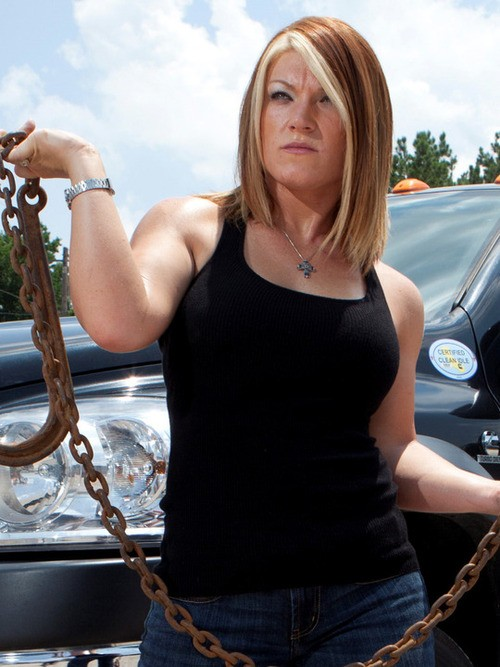 Lizard Lick Towing Amy Shirley Hot