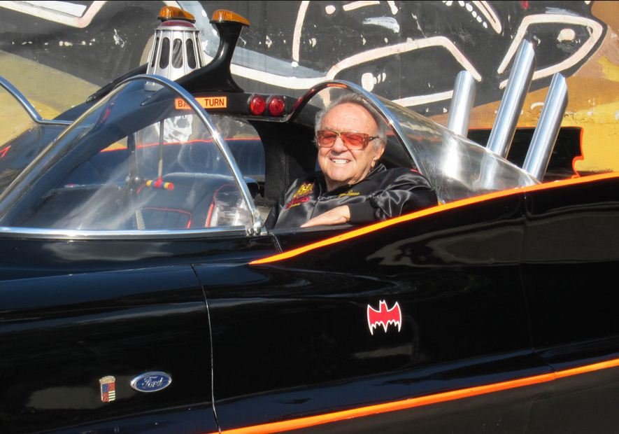 George Barris Batmobile