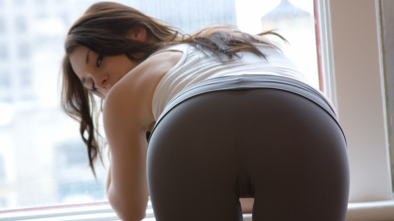 Girls Yoga Pants