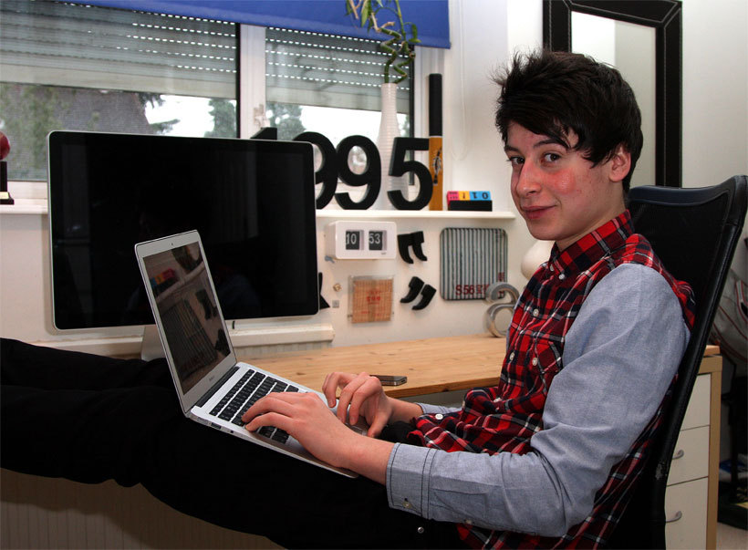 Nick D'Aloisio Summly Founder