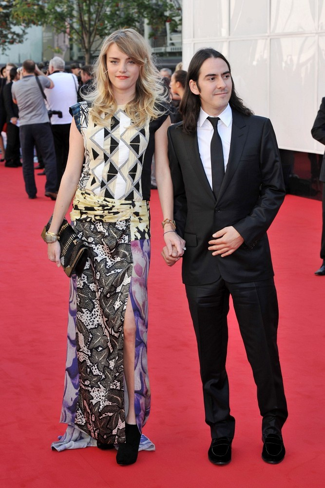 Sola Karadottir and Dhani Harrison