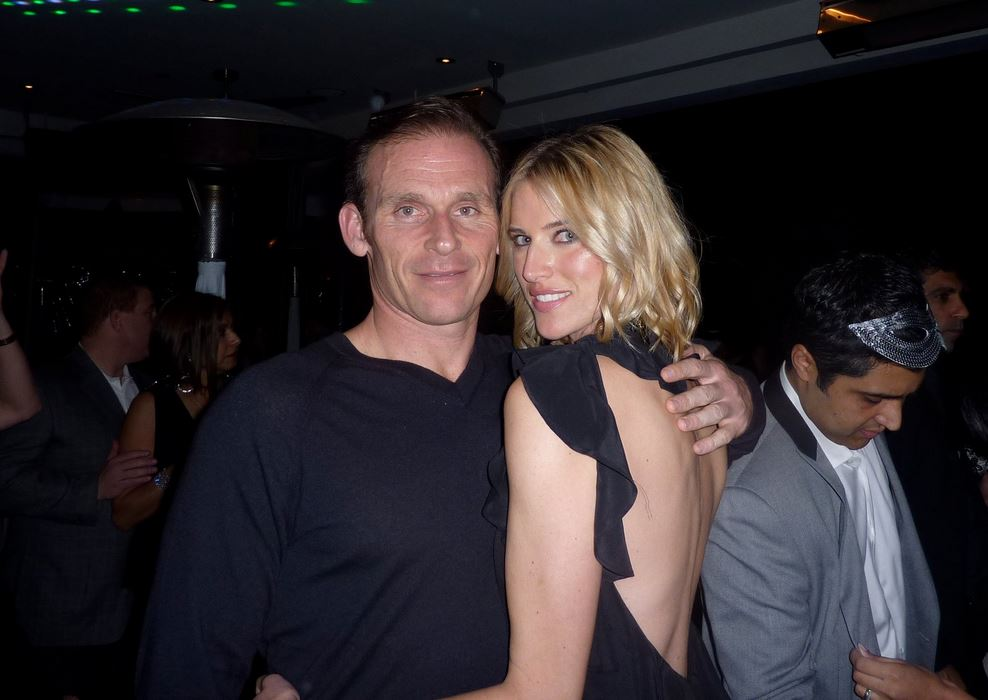 Josh Taekman and wife Kristen