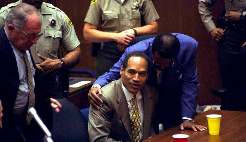 OJ Simpson trial