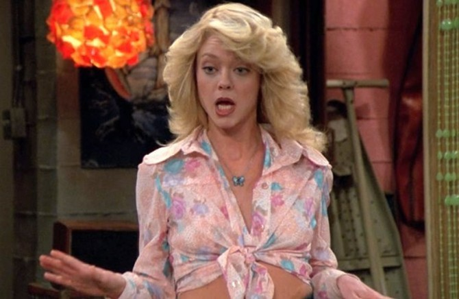 Lisa Robin Kelly before drugs