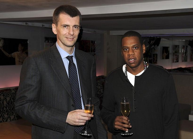 Mikhail Prokhorov prostitution scandal