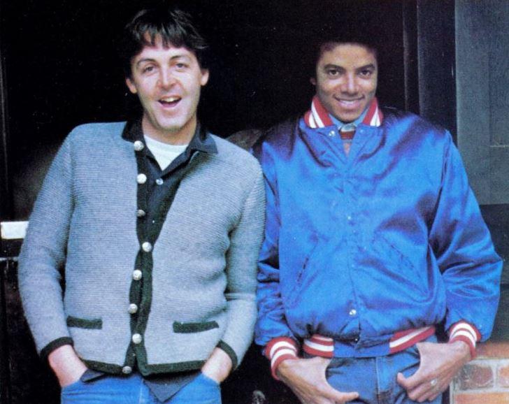 The Beatles Polska: Michael Jackson kupuje prawa do piosenek Beatlesów.