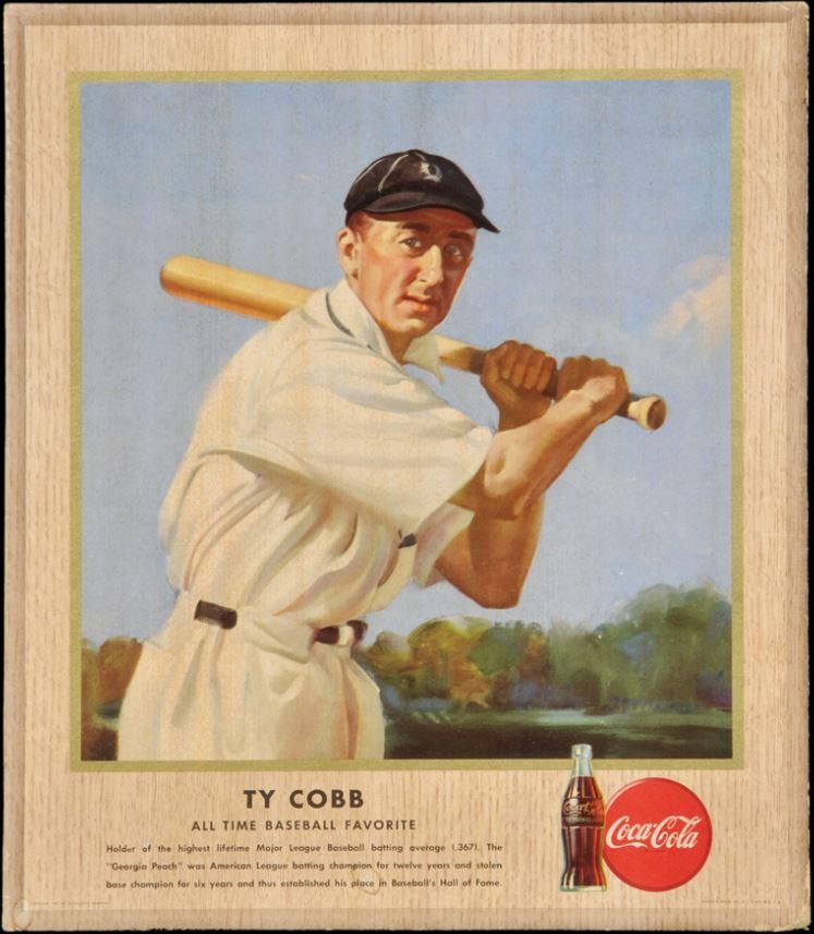 Ty Cobb Coke