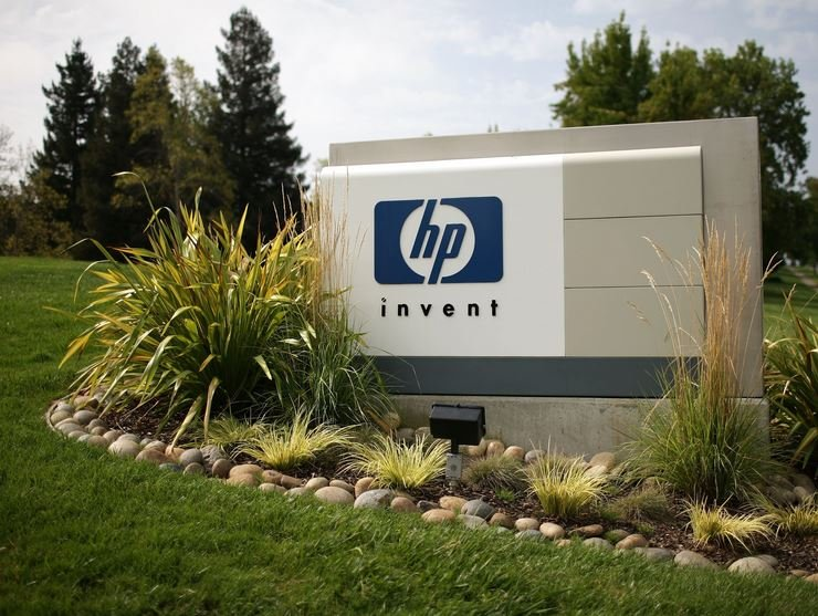 Hewlett Packard Headquarters