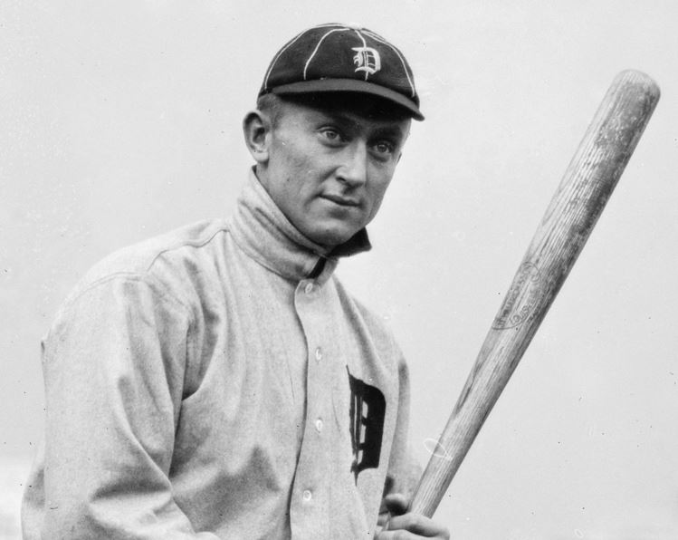 Ty Cobb Net Worth