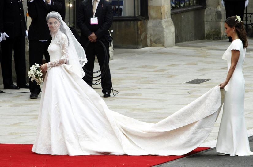 The most expensive wedding dresses of all time celebrity for Princess catherine wedding dress