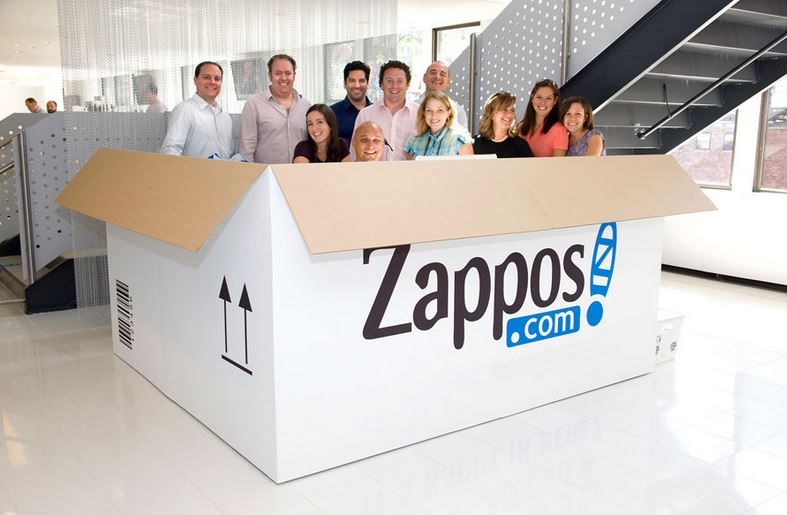 Happy Zappos Employees