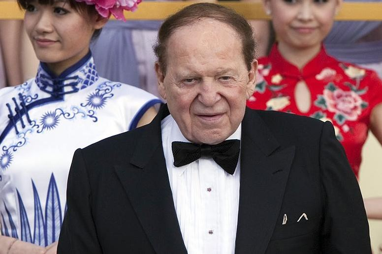 Sheldon Adelson - Rags to Riches Story
