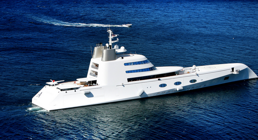 Superyacht A