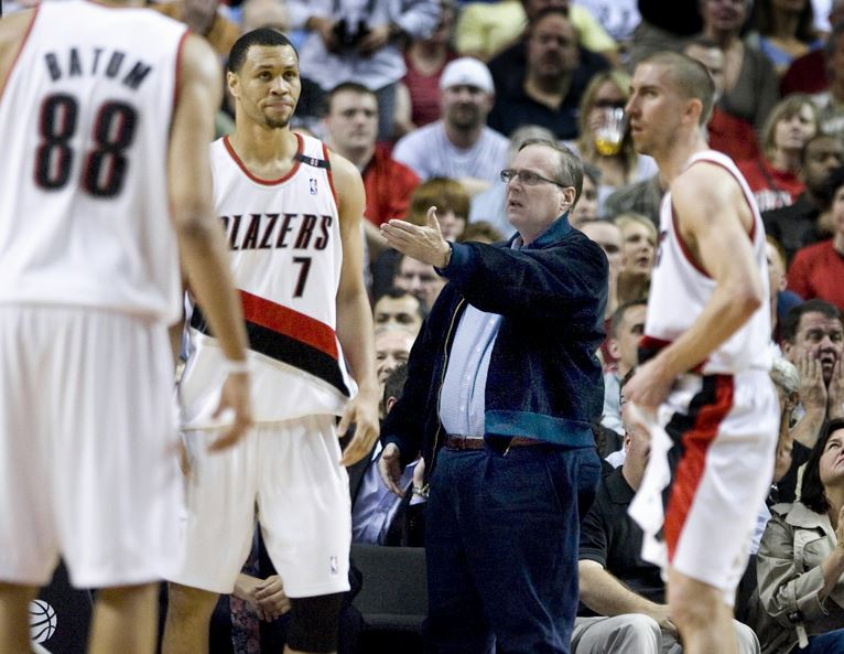 Paul Allen - Trail Blazers