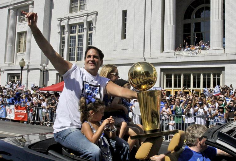 Mark Cuban - Mavericks Owner