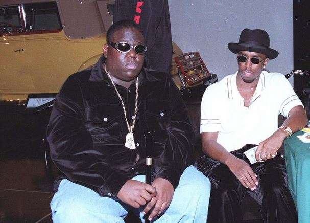 Diddy and Biggie