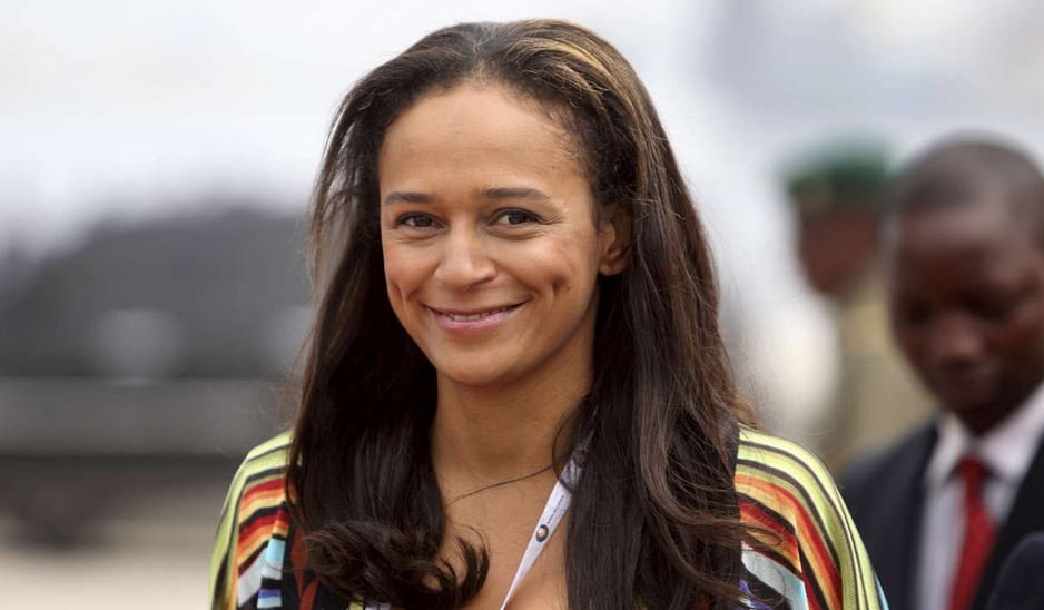 Isabel dos Santos - Richest Woman In Africa