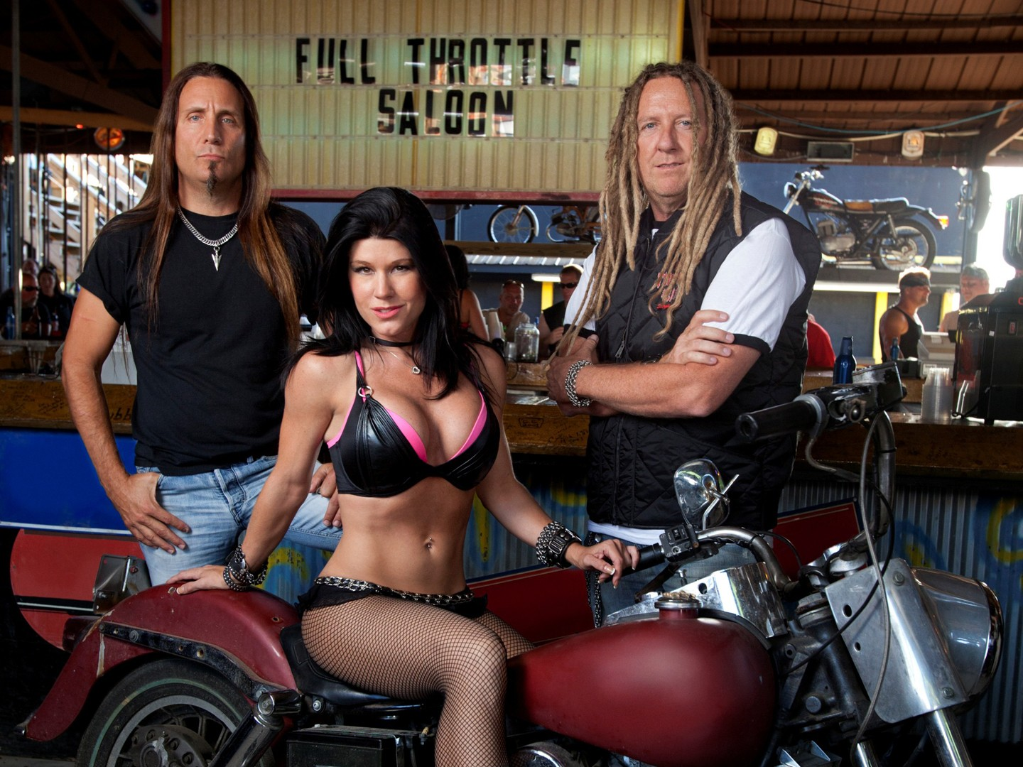 Michael Ballard: From Regular Joe to $5 Million Reality Television ...full throttle saloon