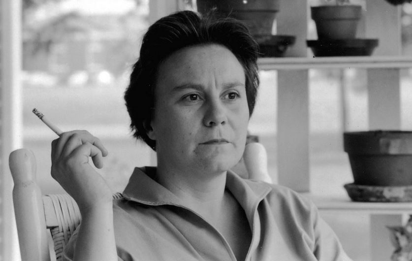 Harper Lee in 1960