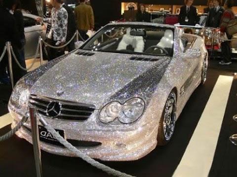 Prince Al-Waleed Bin Talal's Mercedes Benz 600