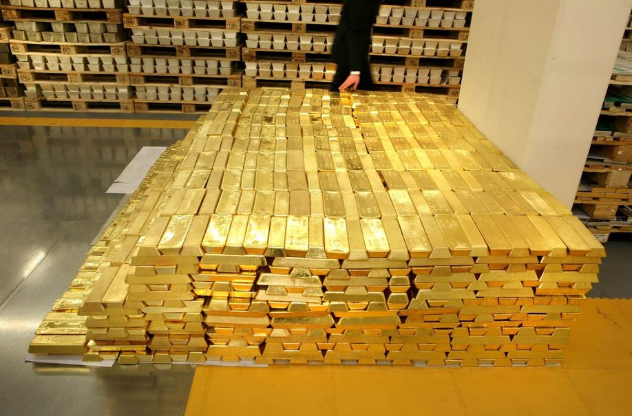 how much money in fort knox